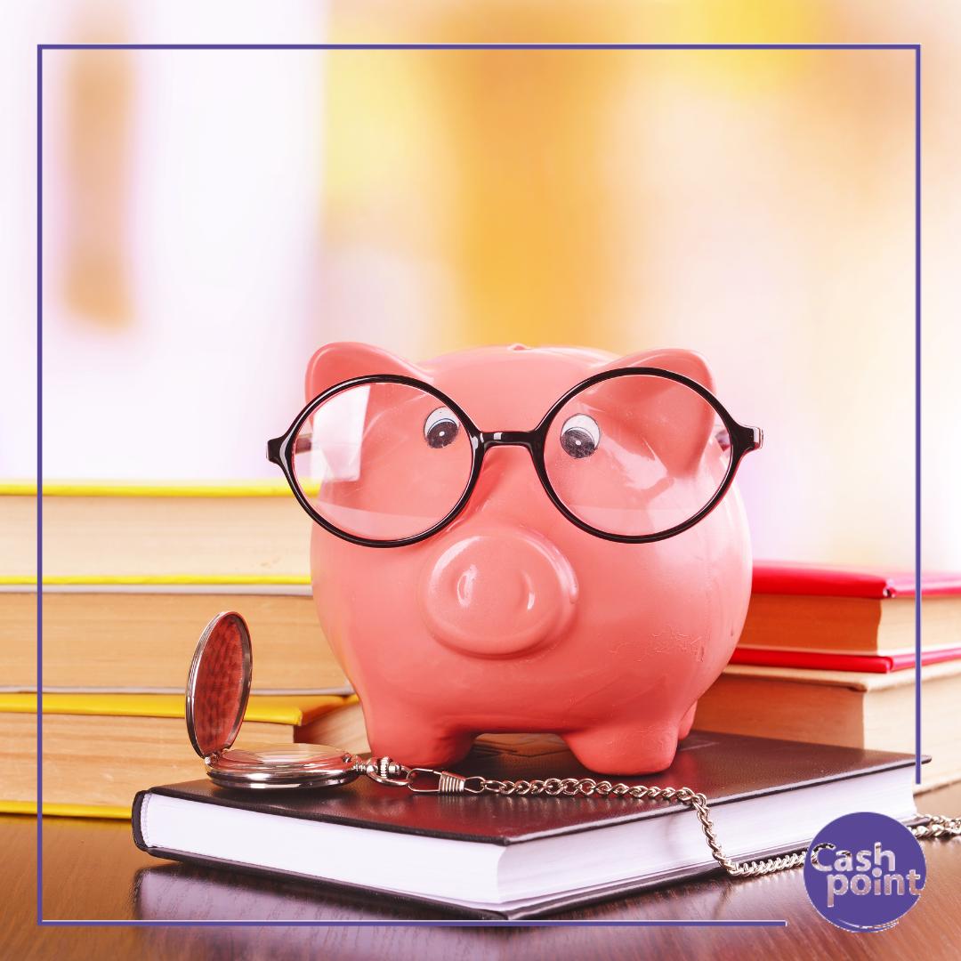 Уроки фінансової грамотності від Cashpoint